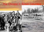 the chinese in british columbia58