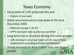 texas economy
