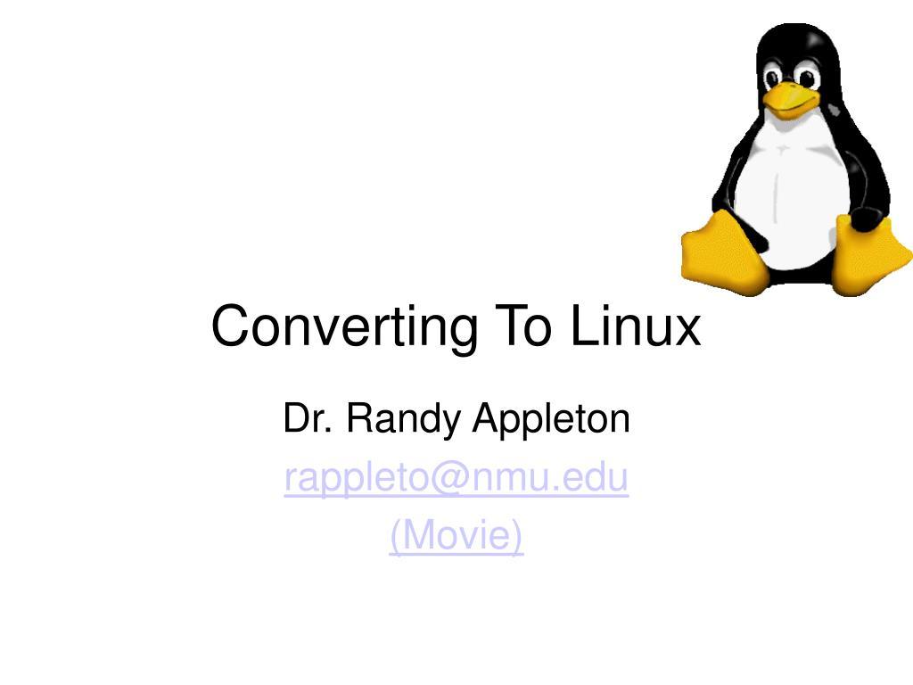 dr randy appleton rappleto@nmu edu movie l.