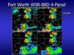 fort worth wsr 88d 4 panel13