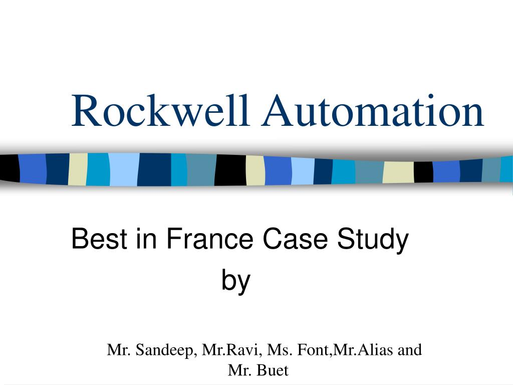 rockwell automation l.