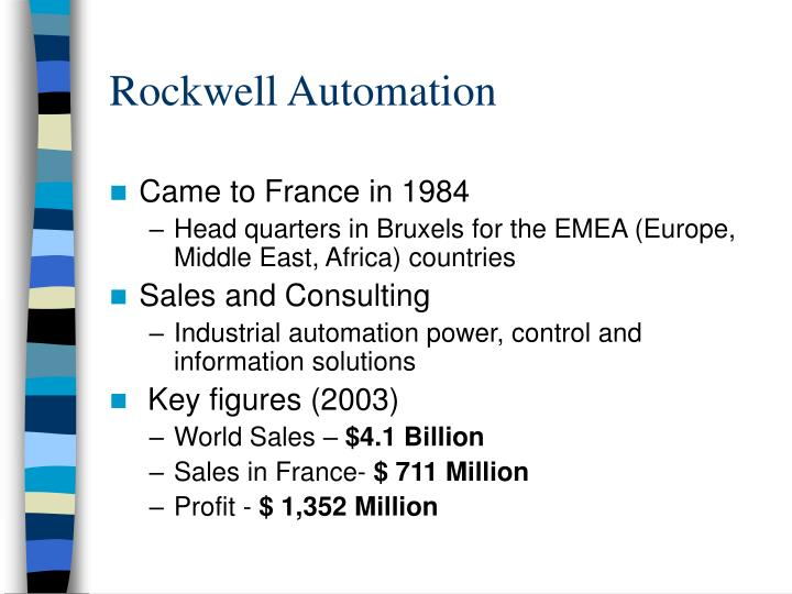 Rockwell automation3