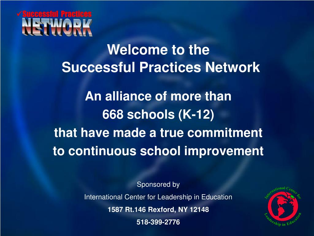 successful practices network l.