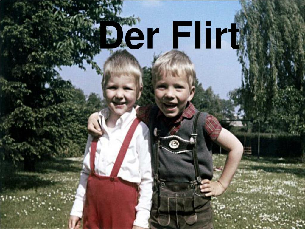 der flirt l.