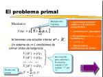 el problema primal5