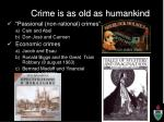 crime is as old as humankind4