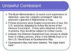 unlawful combatant