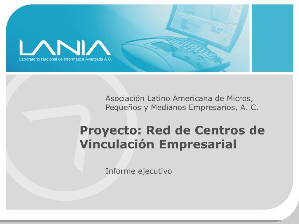 asociaci n latino americana de micros peque os y medianos empresarios a c l.
