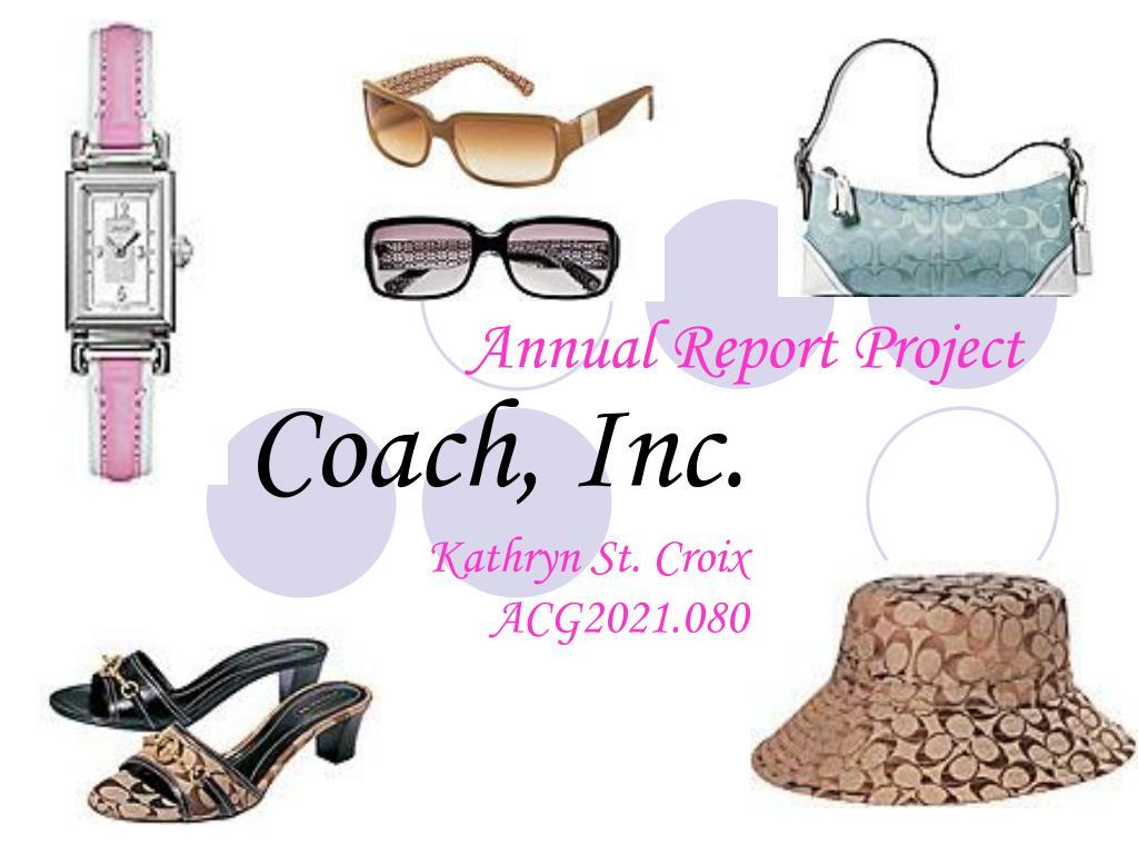 annual report project l.
