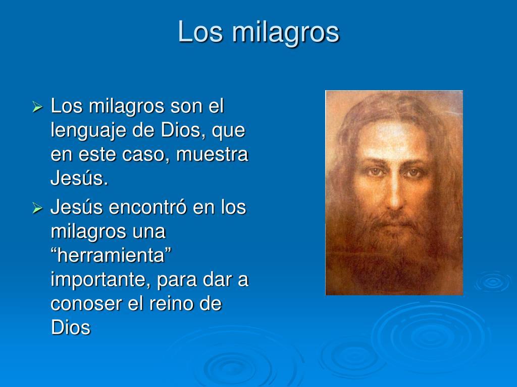los milagros l.