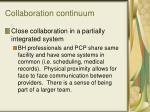 collaboration continuum31
