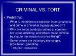 criminal vs tort65