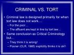 criminal vs tort66