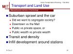 transport and land use24