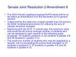 senate joint resolution 2 amendment 8