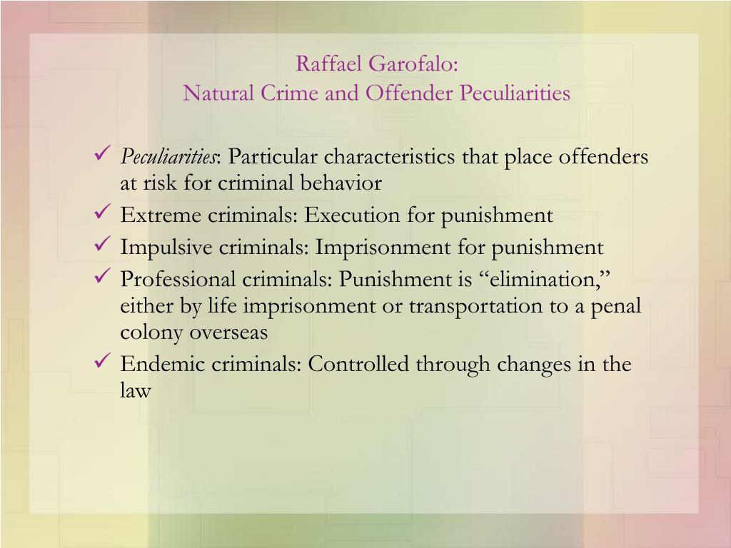 Raffael Garofalo: