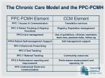 the chronic care model and the ppc pcmh