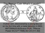 the roman coin what s it worth