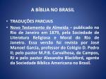 a b blia no brasil139