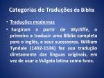 categorias de tradu es da b blia121