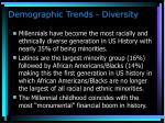 demographic trends diversity