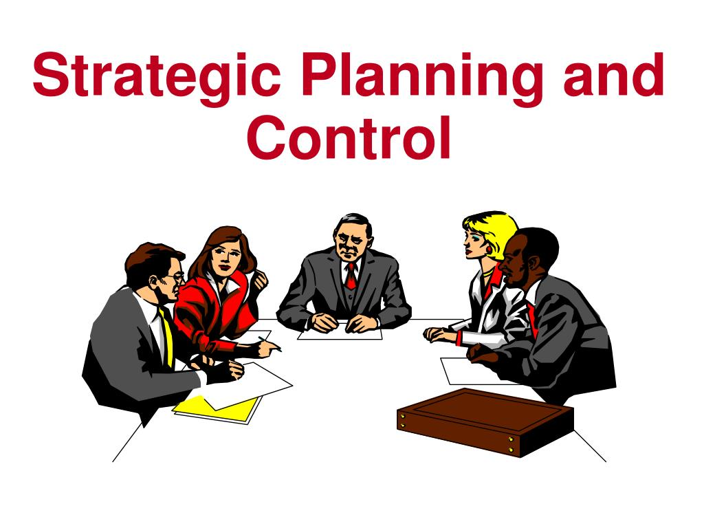 strategic planning and control l.
