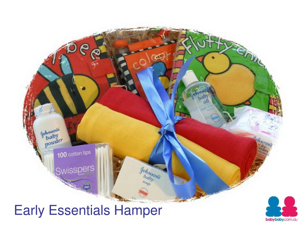 Early Essentials Hamper
