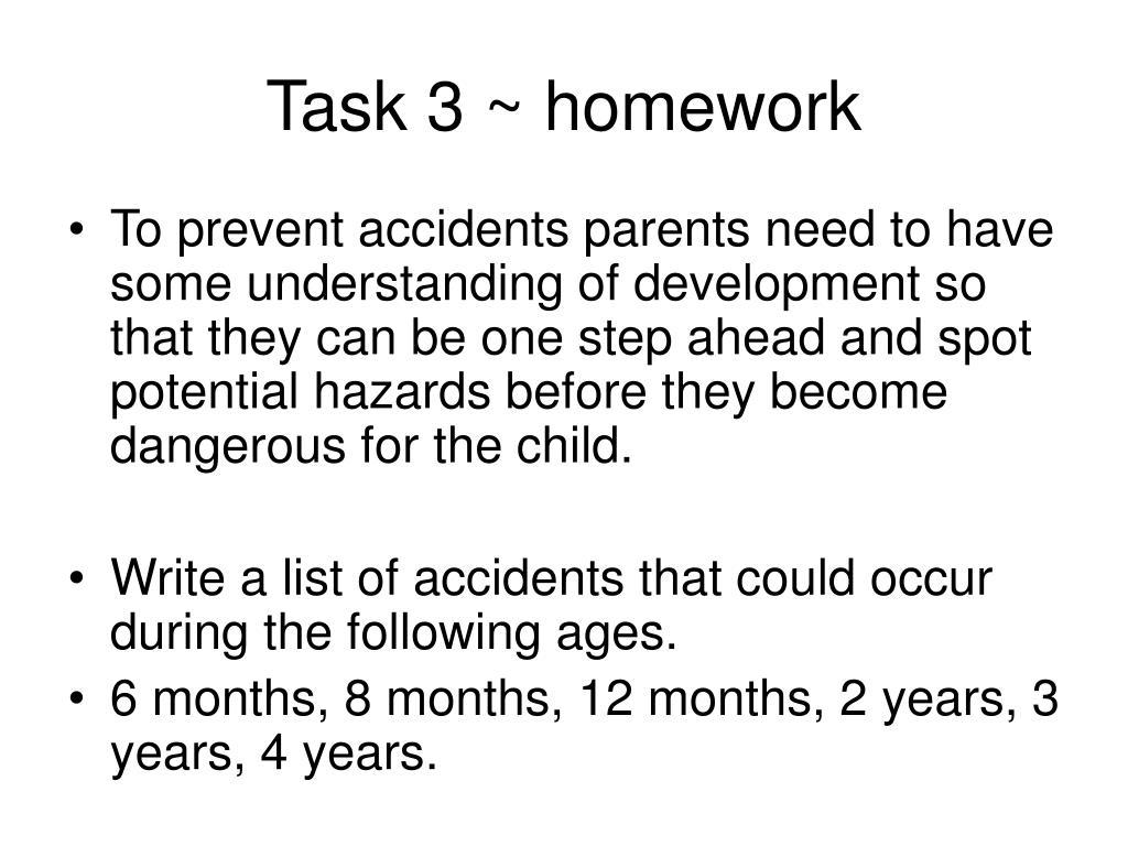 Task 3 ~ homework