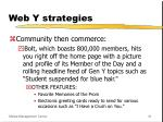 web y strategies41