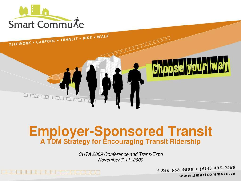 employer sponsored transit l.