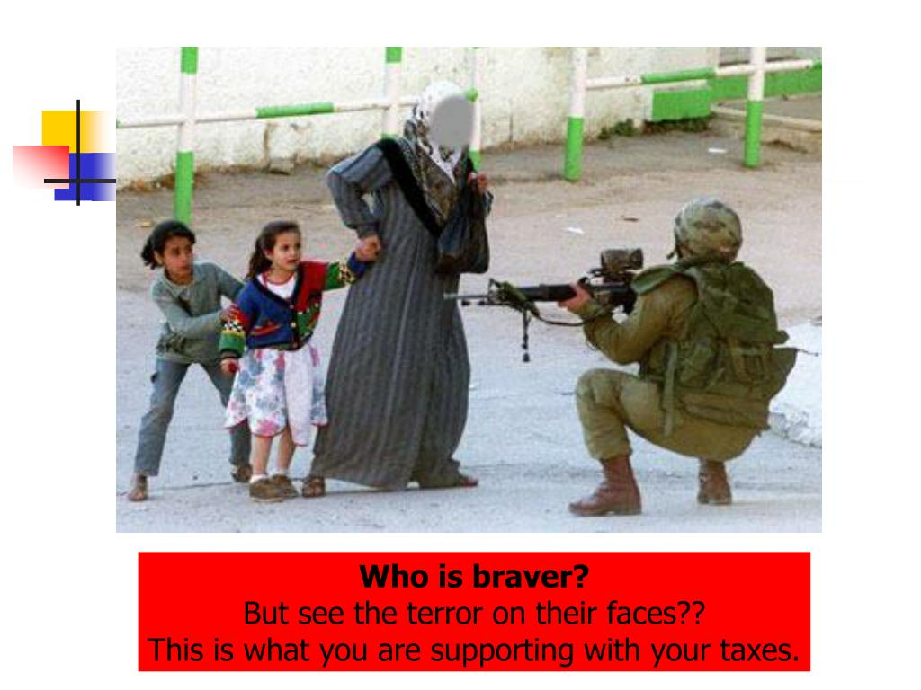 Who is braver?