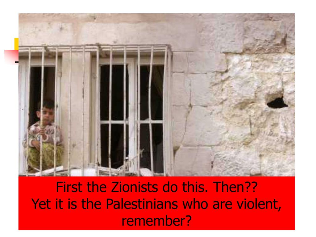First the Zionists do this. Then??