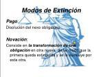 modos de extinci n2
