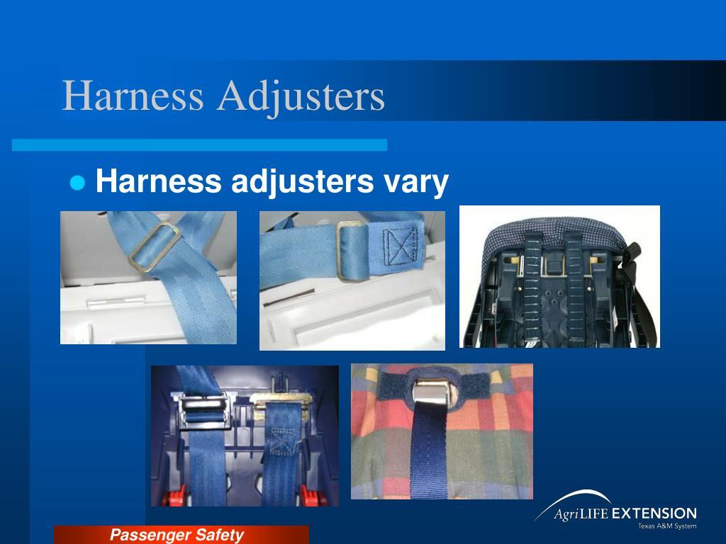 Harness Adjusters