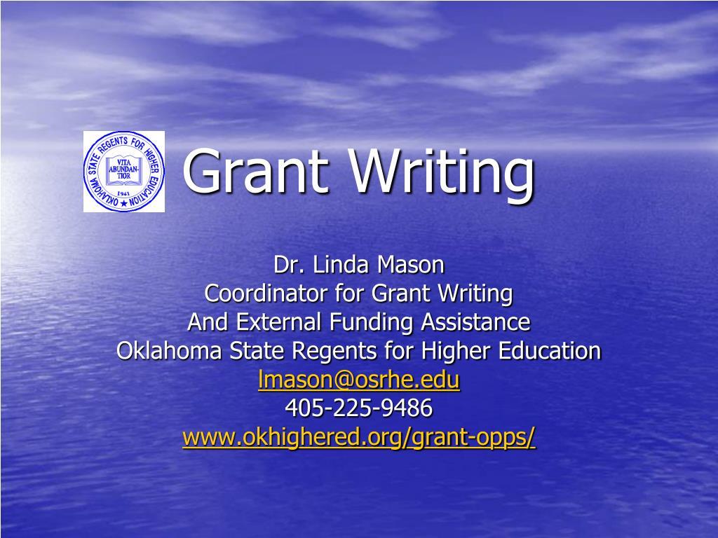 grant writing l.