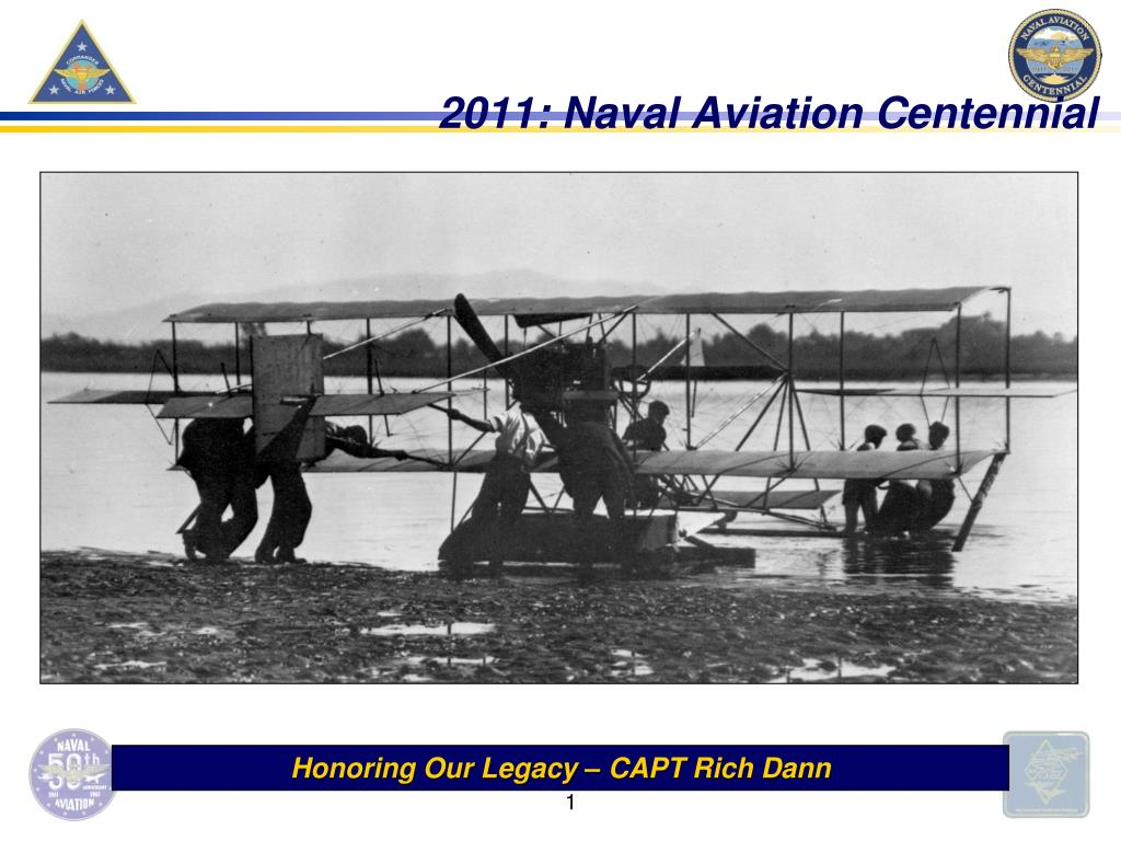 2011 naval aviation centennial l.