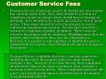 customer service fees23