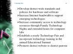 technology plan 12