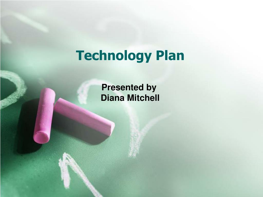 technology plan l.