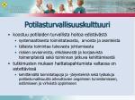 potilasturvallisuuskulttuuri