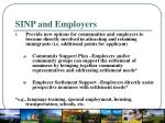 sinp and employers15