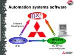 automation systems software