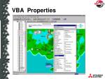 vba properties