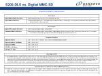 s200 dls vs digital mmc sd17
