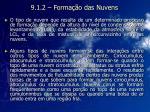 9 1 2 forma o das nuvens9