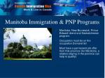 manitoba immigration pnp programs