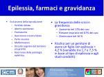 epilessia farmaci e gravidanza