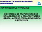 en tr mites de retiro transitorio por invalidez