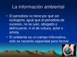 la informaci n ambiental32