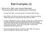 bad examples 2